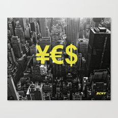 YES NYC Canvas Print