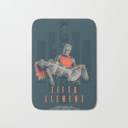 The fifth element Bath Mat