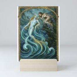 Water Elemental Mini Art Print