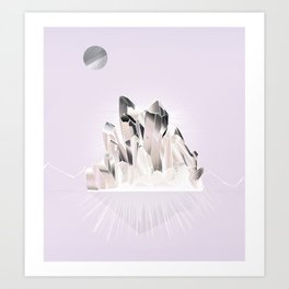 Brilliant Art Print