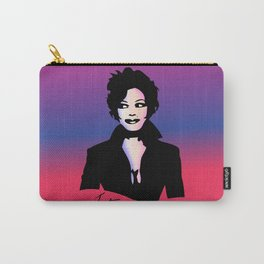 Janet Jackson - Janet - Pop Art Carry-All Pouch