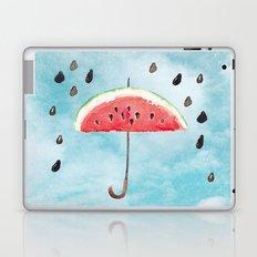 Melon- Fruity Summer Rain Laptop & iPad Skin