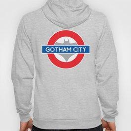 gotham tube  Hoody