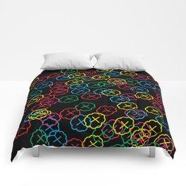 cloud pool color flip Comforters