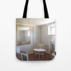 Through a glass Tote Bag