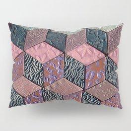 Tumbling Blocks #6 Pillow Sham