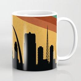 St. Louis Skyline Coffee Mug