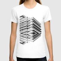 budapest hotel T-shirts featuring Hotel Merriot Budapest. Deconstruction by Villaraco