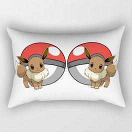 Eevee Rectangular Pillow