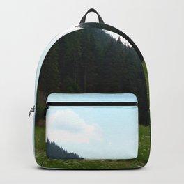 green beautiful nature Backpack