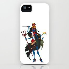 Kali iPhone Case