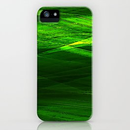 Ups and Downs iPhone Case