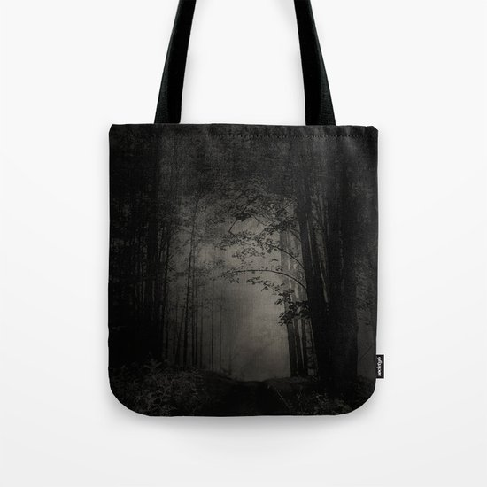 SEARCHING FOR THE LIGHT Tote Bag
