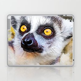 Lemur #lemur #animals Laptop & iPad Skin