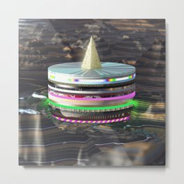 #Layer #Cake - 20160408 Metal Print
