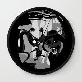 Limbo Time with the Lich Wall Clock