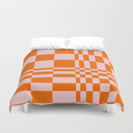 Abstraction_ILLUSION_01 Duvet Cover