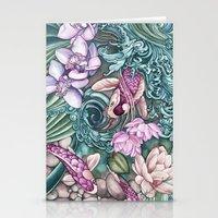 splash Stationery Cards featuring Splash by Vikki Salmela