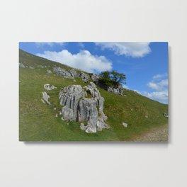 Stone Hill Metal Print