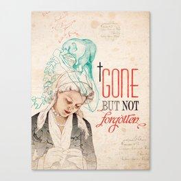 Dodo Love Canvas Print