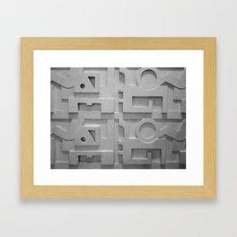 2774 S Ocean Framed Art Print
