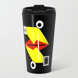 Fraggled Frog Travel Mug
