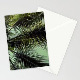 Tropical summer breeze Stationery Cards