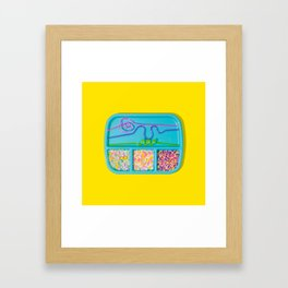 Sprinkle Party Framed Art Print