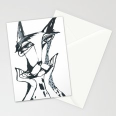 Human Arms Stationery Cards