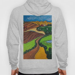 Down a Country Road Hoody