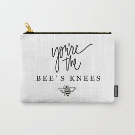 You're the bee's knees Carry-All Pouch