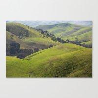 diablo Canvas Prints featuring Diablo Hills by Ryan Fernandez Photography