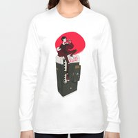 durarara Long Sleeve T-shirts featuring Pepsi Cola by rhymewithrachel