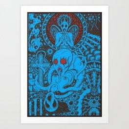 Hosadyna Art Print