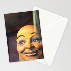 Mechanical Man Stationery Cards
