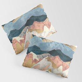 Golden Peaks Pillow Sham