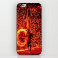 Steel Fun II iPhone & iPod Skin