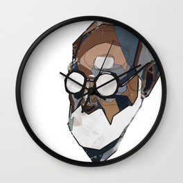 Freud Wall Clock