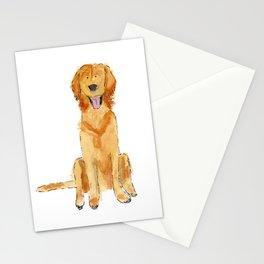 Golden Retriver Stationery Cards