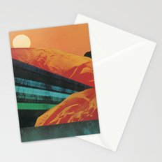 Artificial Landscape 2 Stationery Cards