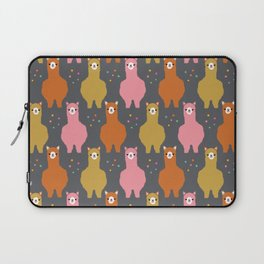 The Alpacas III Laptop Sleeve