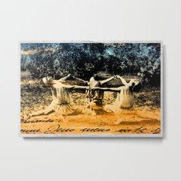 MEMO Transir Metal Print