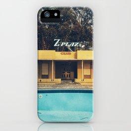 My empty summer iPhone Case
