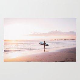 Venice Beach Surfer Rug