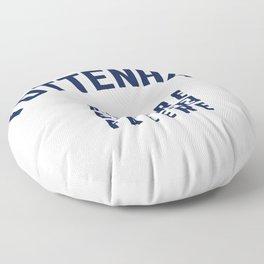 Tottenham - Spurs - Hotspurs - Premier League - Champions league - Soccer T-Shirt Floor Pillow
