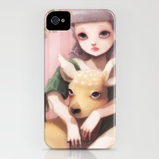 My dear lady deer... iPhone (4, 4s) Slim Case
