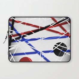 Runaway roads Laptop Sleeve