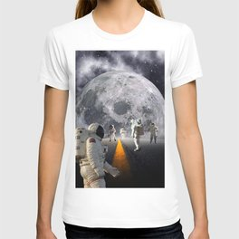 The Lost Astronauts T-shirt