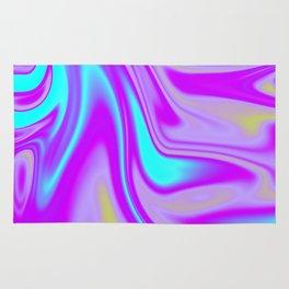 Abstract Fluid 4 Rug