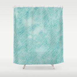 TEXTU#1 Shower Curtain